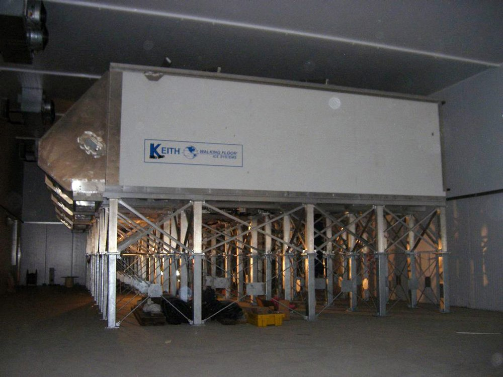 Ice Stationary Installation