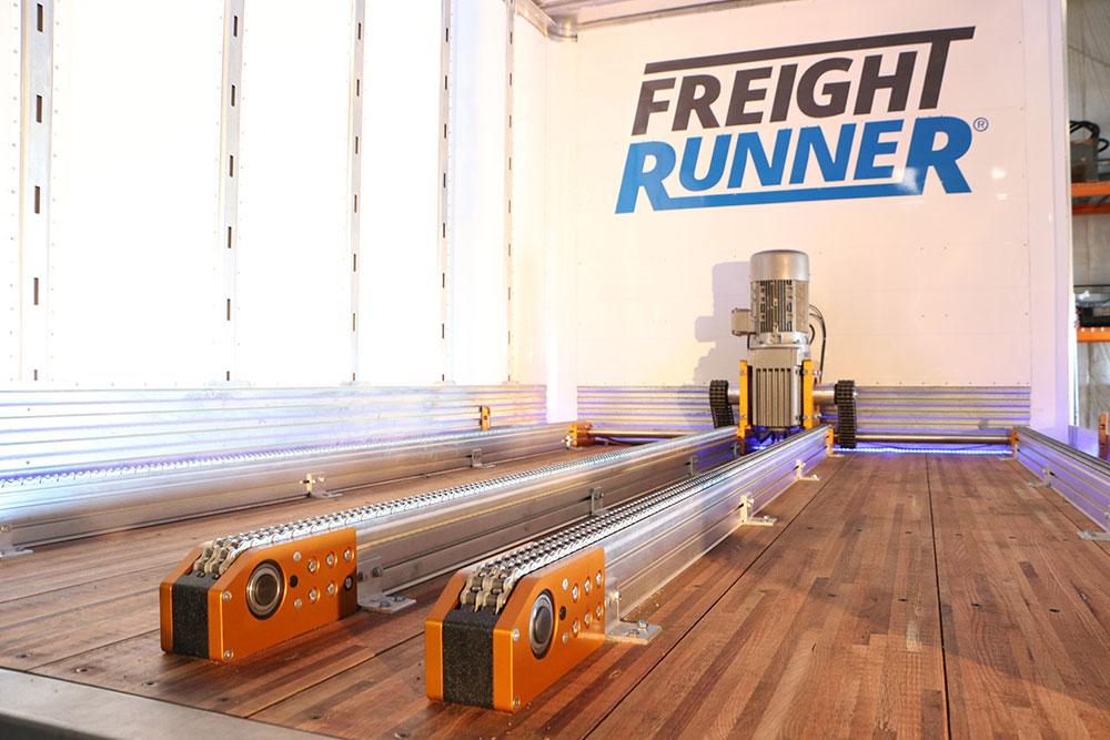 Freight Runner® Talk