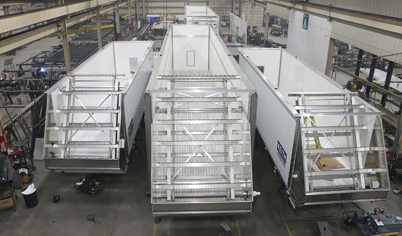 Mountaire Farms Opens New Plant